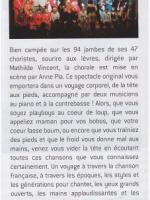 Saint Gregoire Magazine 2018 Accord en Choeur